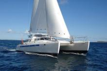 Fountaine Pajot Casamance : Navigating in The Caribbean